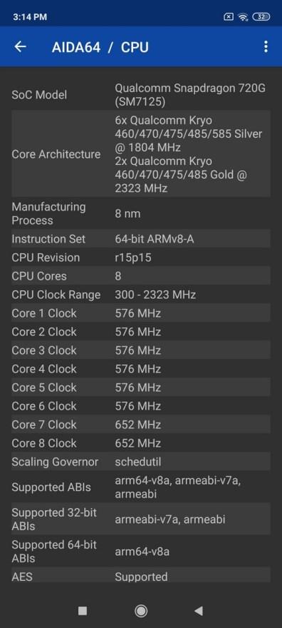 Spesifikasi Redmi Note 9 Pro (2)