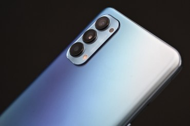 OPPO Reno 4 new camera design