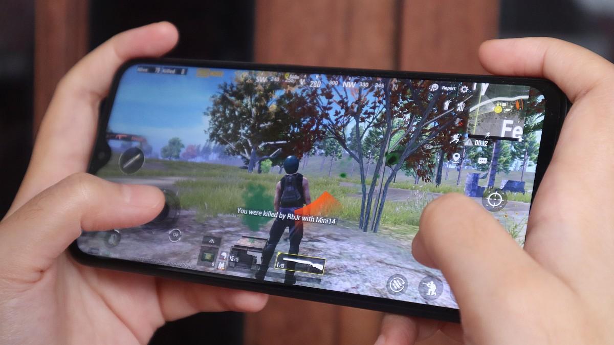 Xiaomi Redmi 9 3