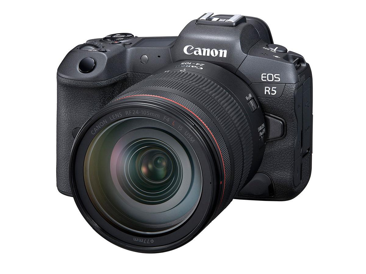 canon eos R5 1