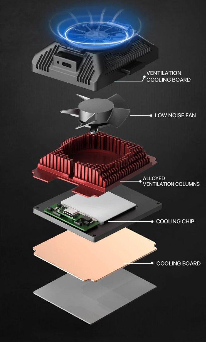 tilta cooling kit 3