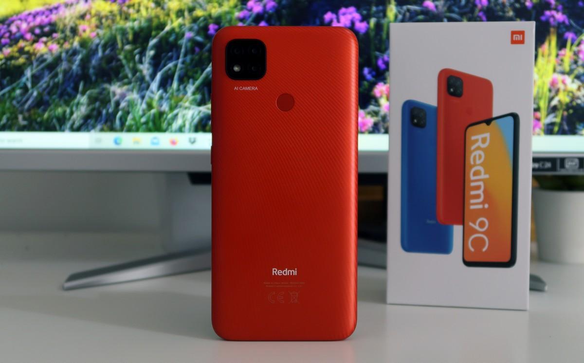 Redmi 9C Sunrise Orange 3