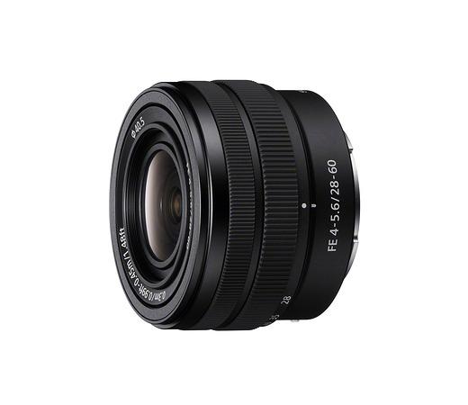Sony FE 28 60mm F4 6.3