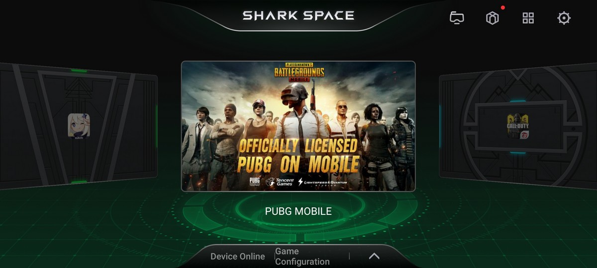 Black Shark 3 Shark Space 3.0 2