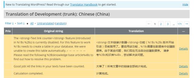 Enrolled into Translate Yoast SEO into Chinese