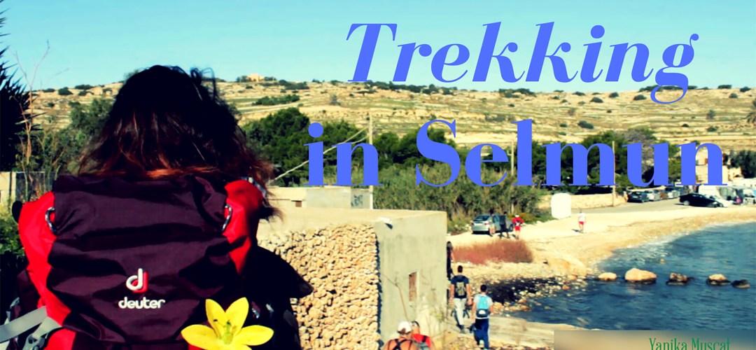 Trekking in Selmun