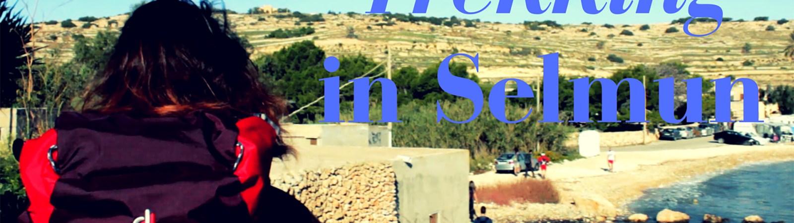 Trekking in Selmun – Malta