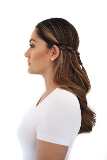 Lana Grand Hair - Summer Hairstyle
