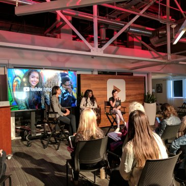YouTube Space LA for Non-profits