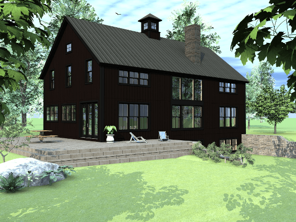 Yankee Barn Homes Floor Plans