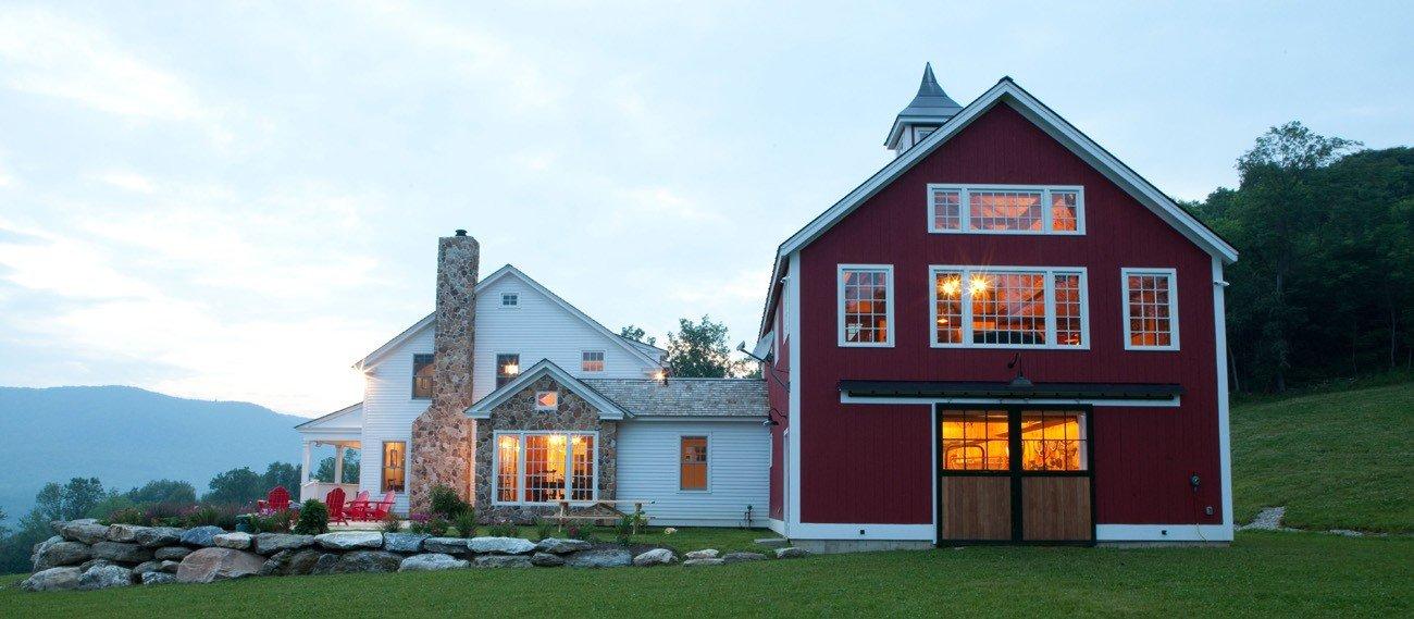 Eaton Carriage House Designs Yankee Barn Homes