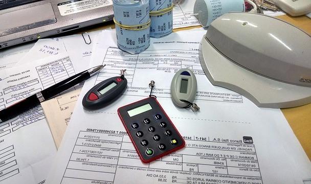 managing finance illustration