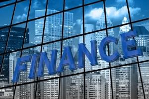 illustration of finance