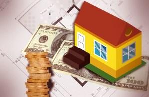 house finance illustration