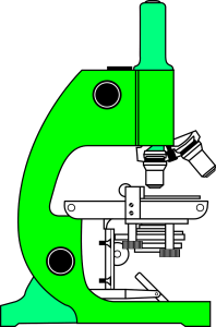 microscope illustration