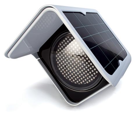 Solar Traffic Light by Cheng-Tsung Feng, Yao-Chieh Lin & Bo-Jin Wang