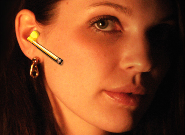 Aliph Solo Bluetooth Headset by Aaron Ricica