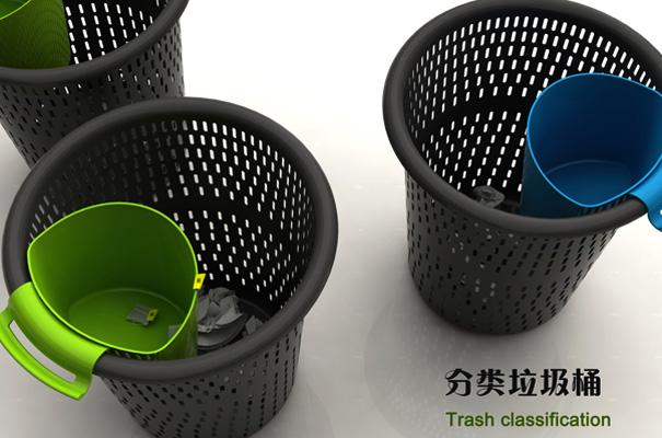 Trash Bin Yanko Design