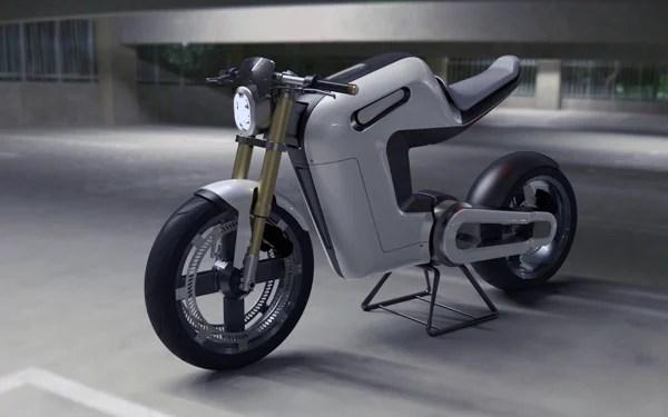 Naked Electrocycle Yanko Design