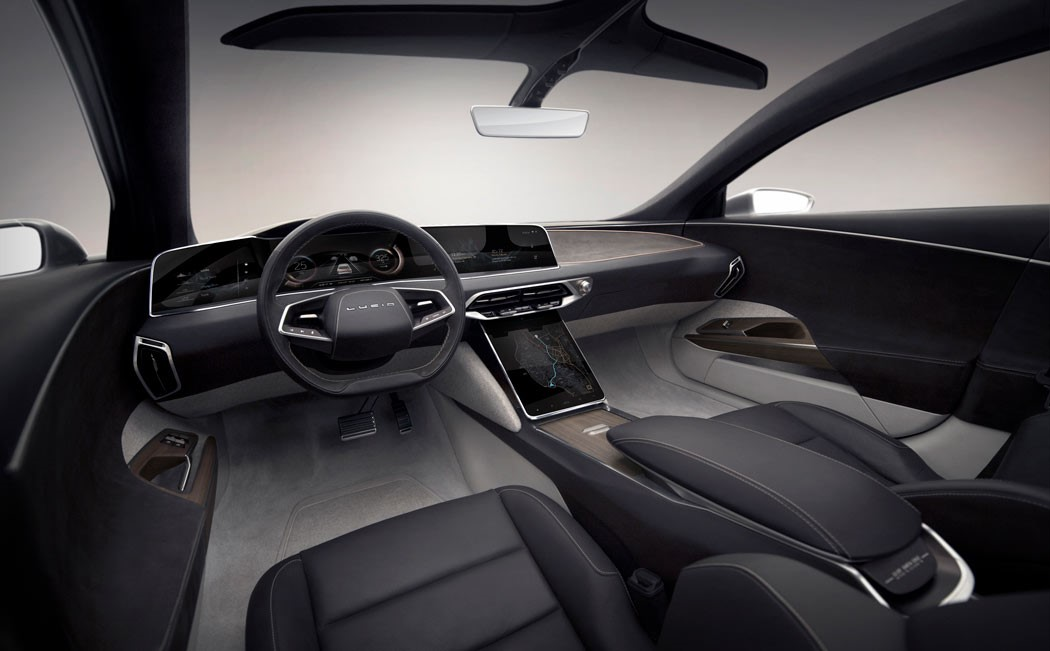 Welcome The Luxurious Lucid Air Yanko Design