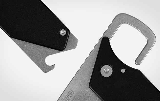 kershaw_pub_5 Most multitools overdo it. The Kershaw Pub is just proper. Design