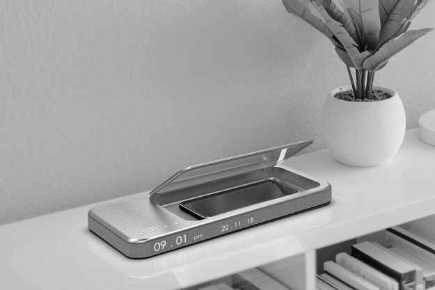 alarm_clock_and_phone_restrictor_01 A Product for All Us Phone-Addicts! Design