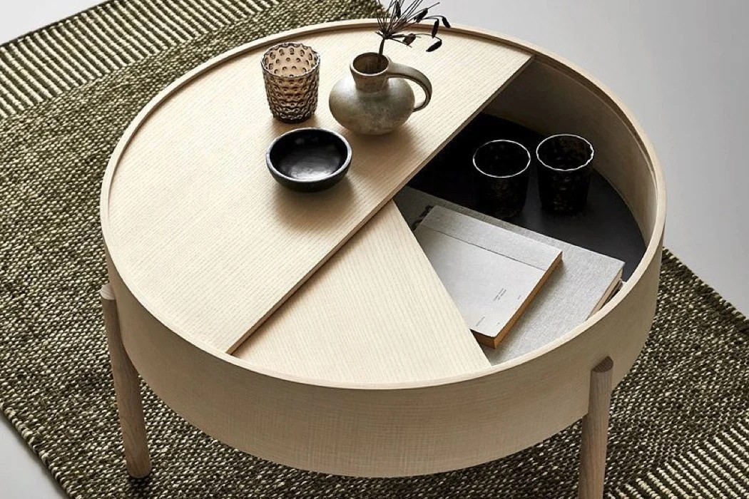 the 6 styles of coffee table designs