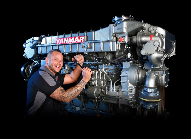 Rely On Yanmar Services And Spare Parts Wherever You Are That S A Certainty When Power By Engine Welcome To The World Wide Family