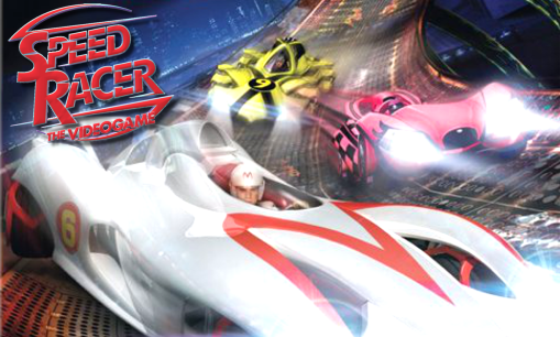 SPEEDRACER – The Video Game – Wii, Ps2