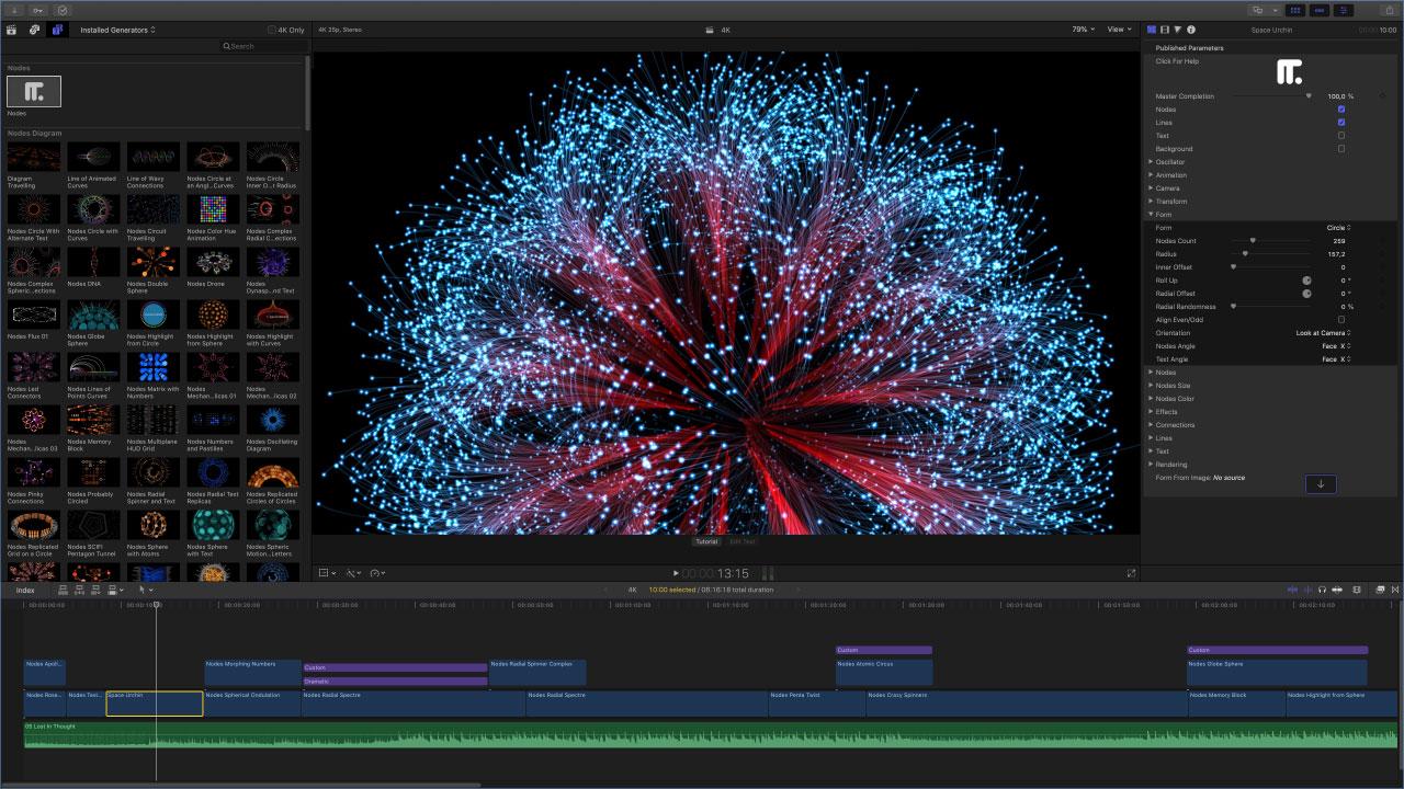 Yanobox Nodes 3.0.2 Mac 破解版 新一代点线粒子特效运动图形插件-麦氪派(WaitsUn.com | 爱情守望者)
