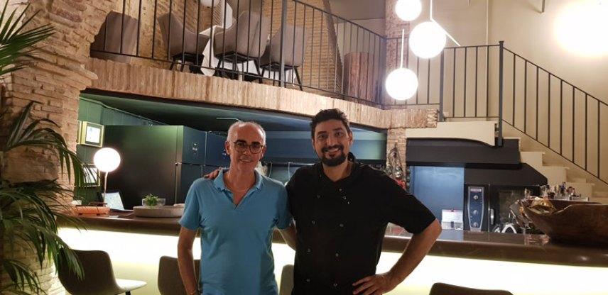 Evelio Mayor de Juan de Juanes y Paco de Yantarplus