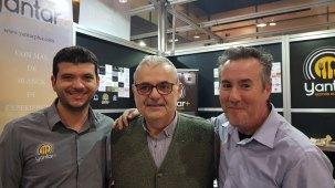 Jorge-de-Casa-Pepe visitando el stand de Yantarplus