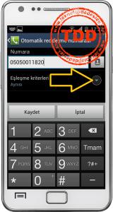 Android, Arama Engelleme, Android Numara Engelleme, Android Kişi Engelleme, Engelleme,