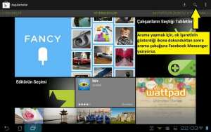 Android Tablet Facebook Messenger (2)