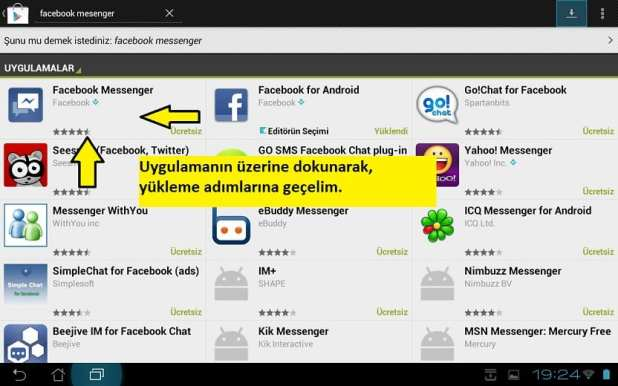 Android Tablet Facebook Messenger (4)