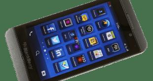 Blackberry Z10 ip ve dns