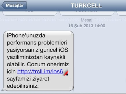 iphone guncelleme5