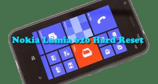 Nokia Lumia 620 Hard Reset