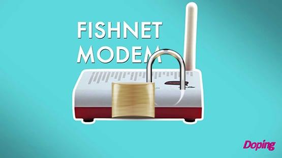 Fishnet Modem Domain Kilidi Versiyon Guncelleme