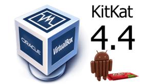 VirtualBox ile Android 4