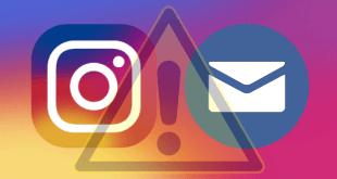 instagram E-Posta Adresi Zaten Kullanılmakta