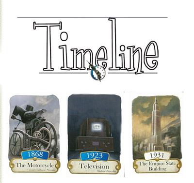 Timeline, découvert dans le bar à jeu Randolph pub