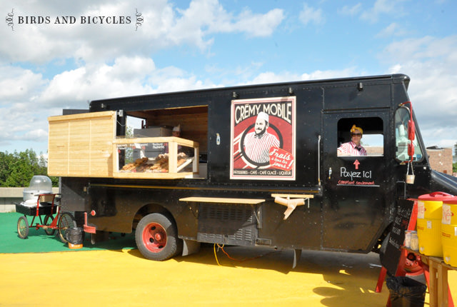 Food truck - Montréal - Birds&Bicycles