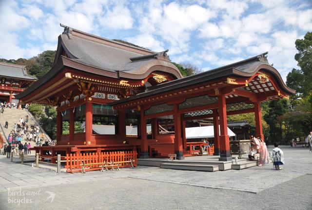 Temple à Kamakura (2)