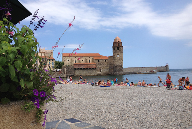 Escapade en France Collioure sur la cote catalane (3)