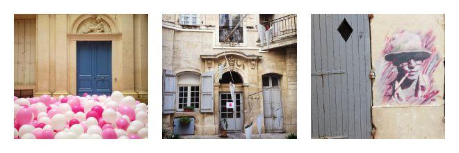Morceaux de Montpellier - instagram juin