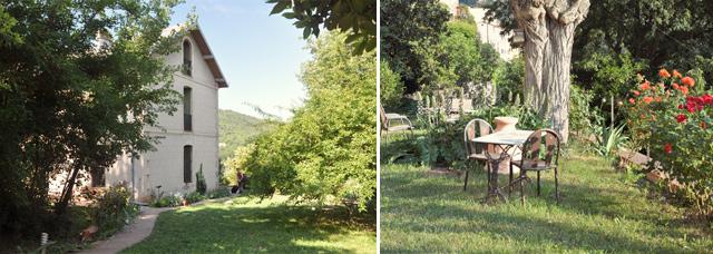 Bonne adresse à Vernet-les-Bains: chambre d'hôte