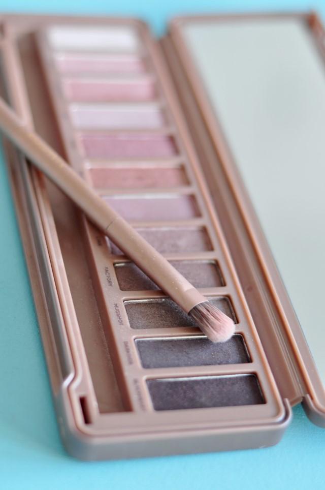 La palette Naked 3 de Urban decay - ma palette de maquillage nude favorite!