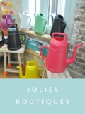 Bonnes adresses: jolies boutiques