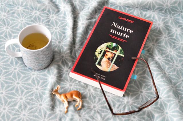 Nature morte de Louise Penny, chronique de roman sur le blog Birds and Bicycles
